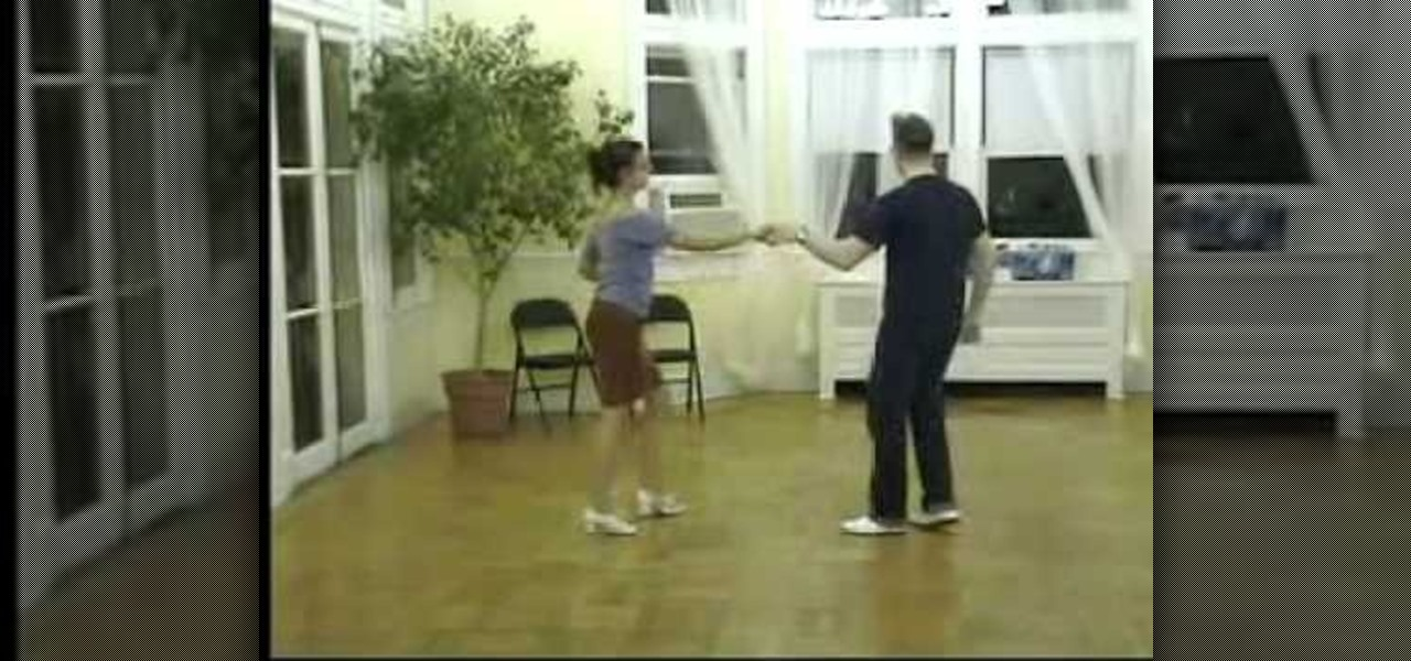 Do Beginner Swing Dance Moves X on Basic Country Line Dance Steps