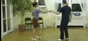 Do beginner swing dance moves