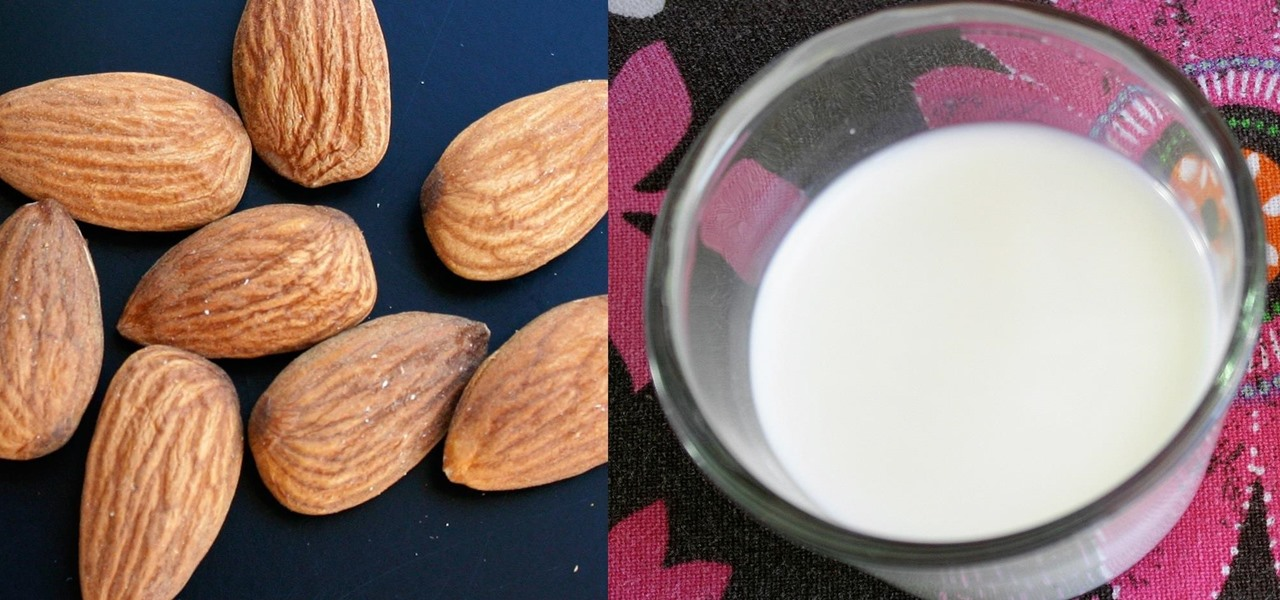 Store-Bought Almond Milk Is Bad for You (And the Environment)