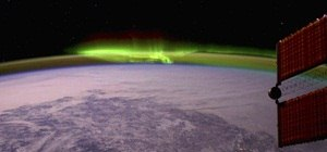 Watch Amazing Orbital Video of Geomagnetic Storms in Earth's Atmosphere