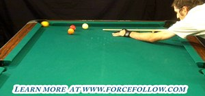Improveyourshort game in pool with a practice drill