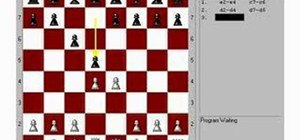 Use the French defense in chess openings