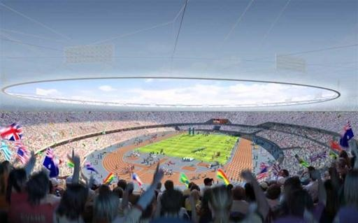 2012 Olympic Stadium To Be Built With Confiscated Weapons