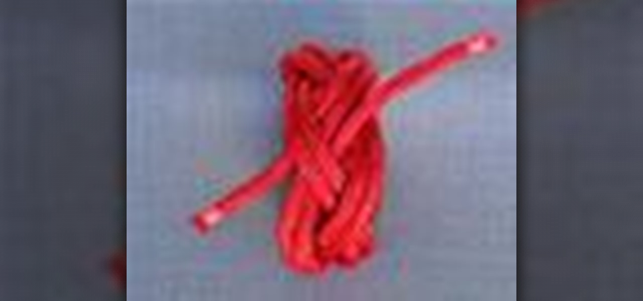 How to Tie a Turk's Head (Woggle) decorative knot ...