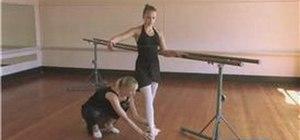 Teach ballet techniques