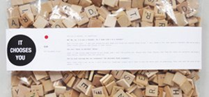 500 Scrabble Tiles and Miranda July, Craigslist Reseller