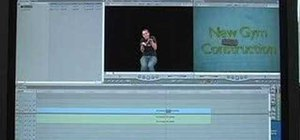 Use green screens in Final Cut Pro