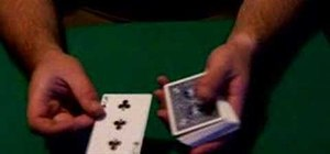 Perform the 8 Kings Save 95 Queens card trick