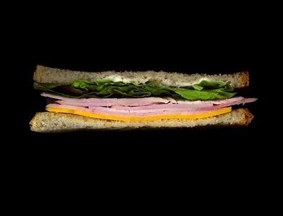 Saliva Inducing Scanwiches
