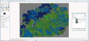 Find where the caves are in your map of Minecraft