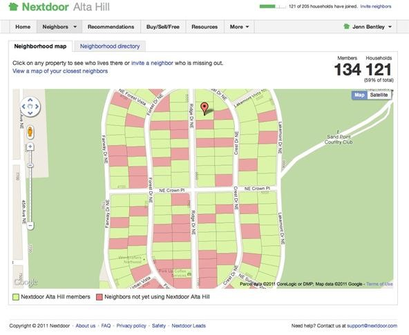 Nextdoor Brings Private Social Networks to a Neighborhood Near You