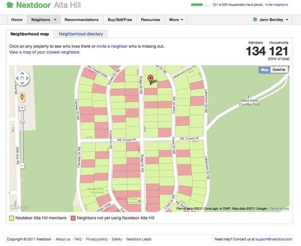 Nextdoor Brings Private Social Networks to a Neighborhood Near You