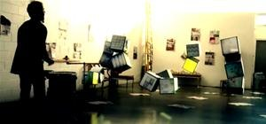 Beautiful Animated Boxes Conducted by Drummer