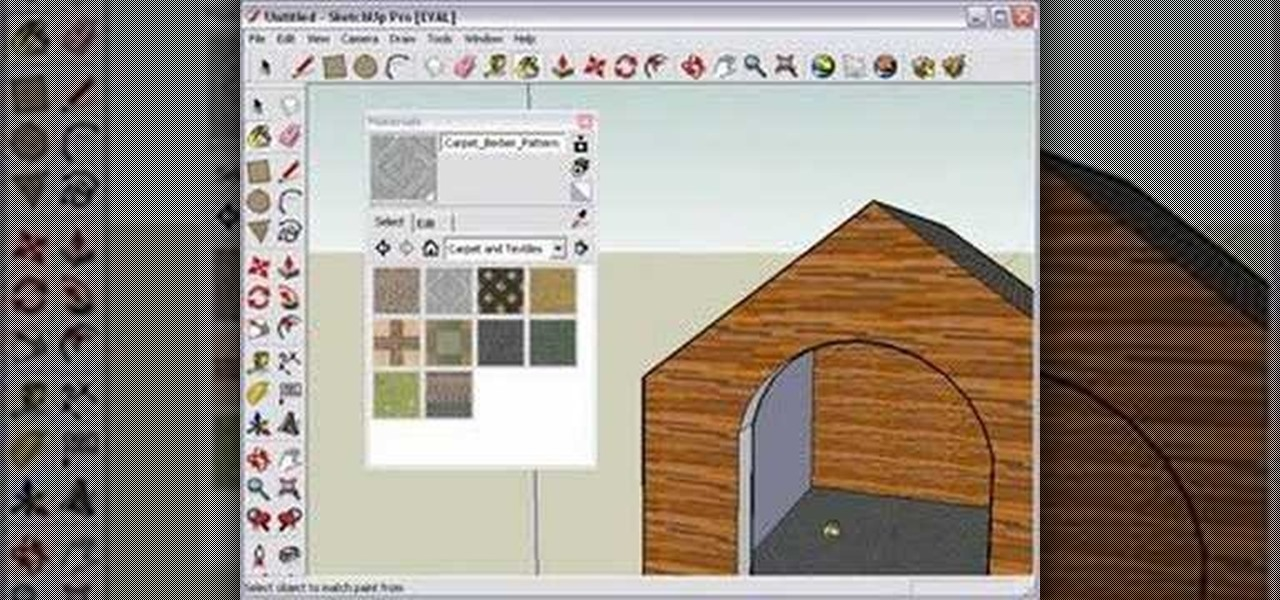 How To Model In Sketchup And Google 3d Warehouse