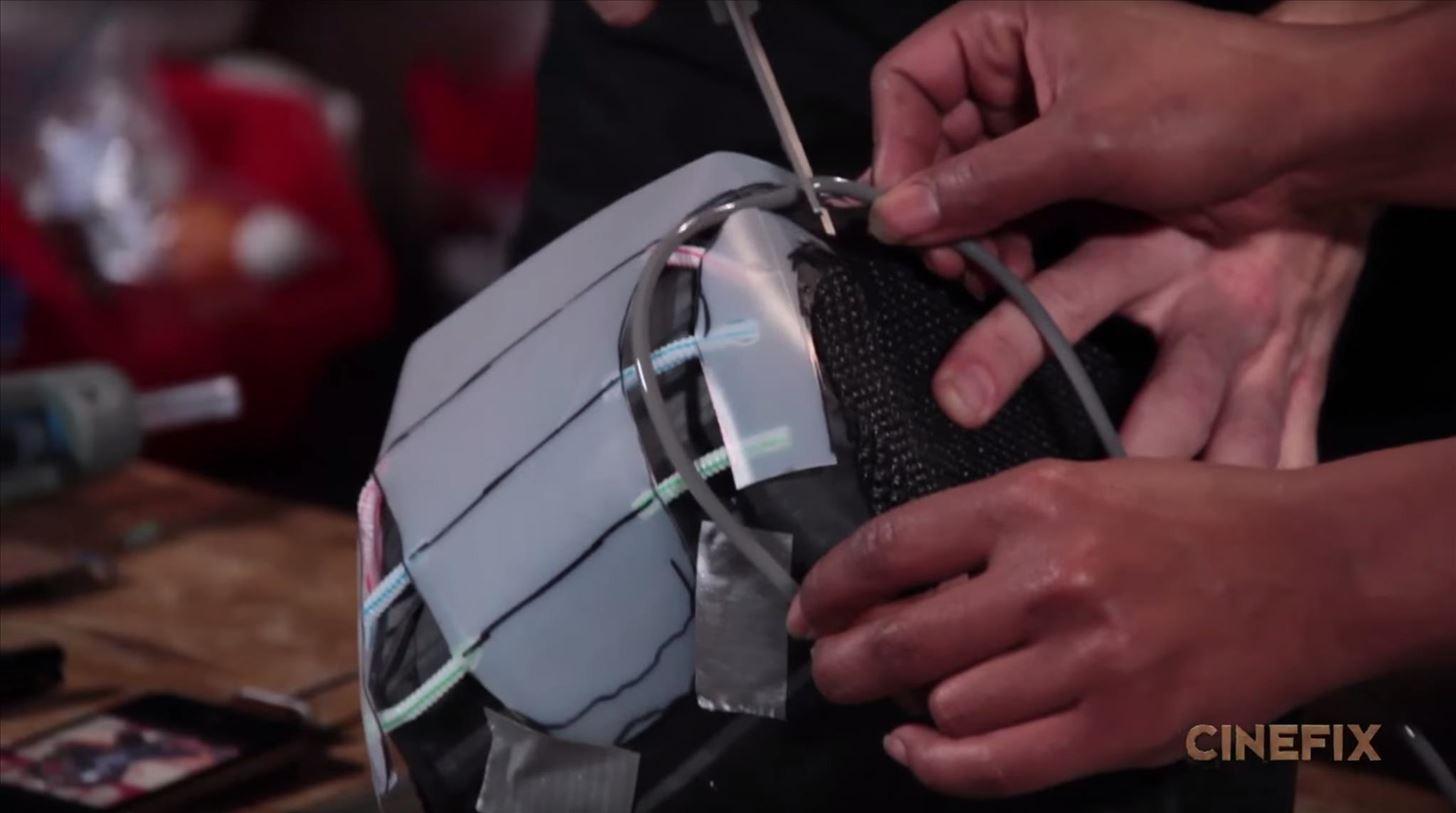 How to Build Ant-Man's Helmet & Suit for Halloween