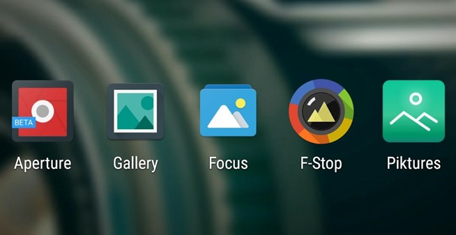 Top 5 Photo Gallery Apps for Android