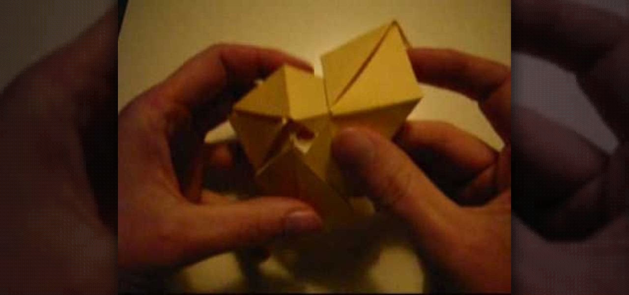 How to cut perfect Pentagon Base  Origami Papercraft