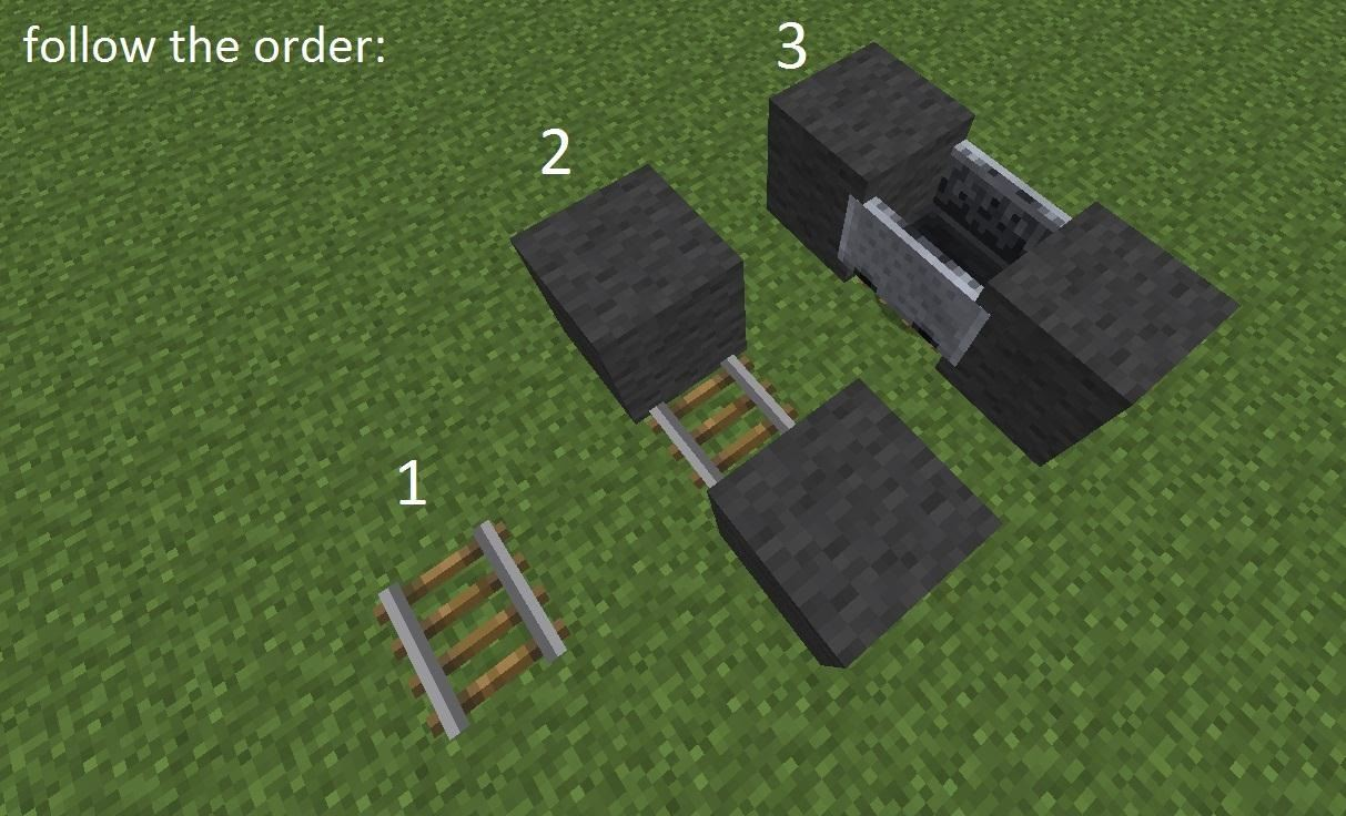 How to Create the Fastest, Most Efficient Way of Travel - 50 Blocks a Second