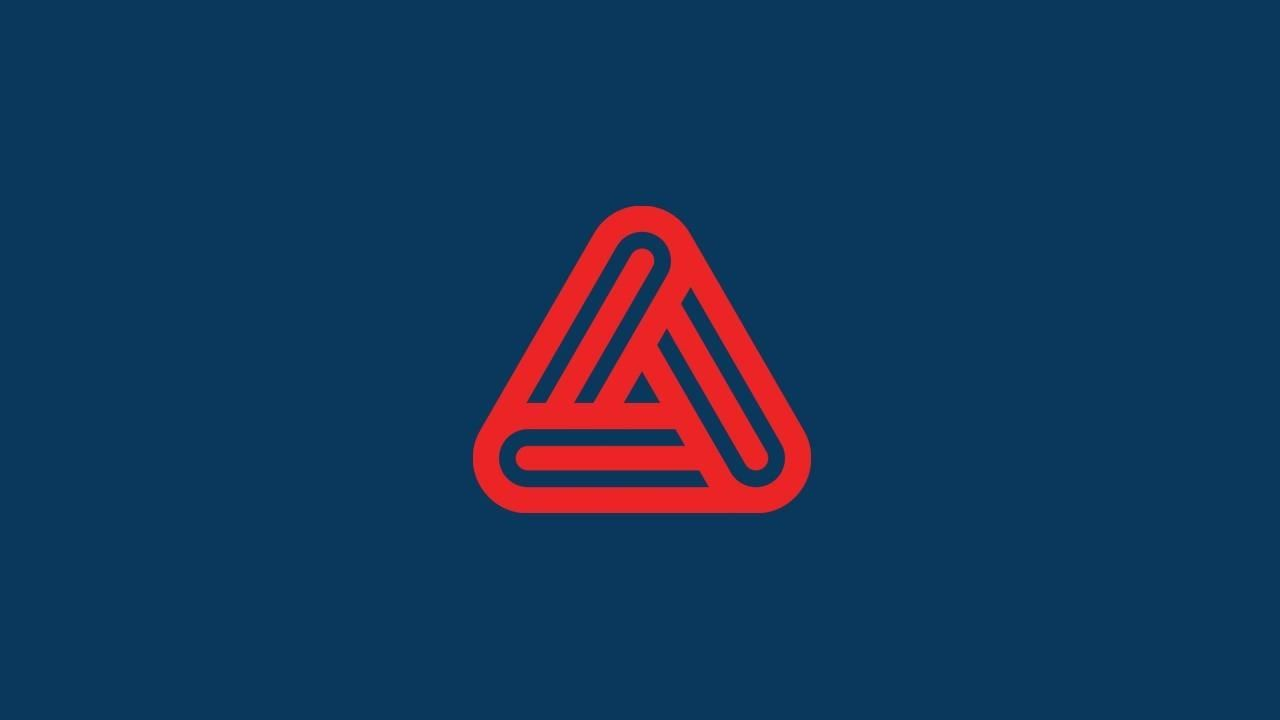 How to Create Avery Dennison Logo - Adobe Illustrator