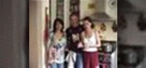 Make beef ragout with Debi Mazar & Katherine Narducci