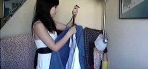 Save closet space & fit more clothes
