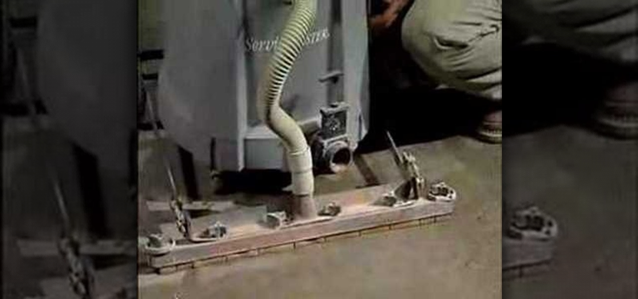 How to use a squeegee vacuum for concrete cleaning tools for Vacuum cleaner for concrete floors