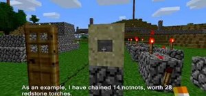 Construct clocks and delayed circuits in Minecraft