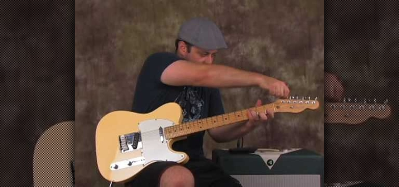 How To Play Rock Lobster Lick By B 52s On Electric Guitar