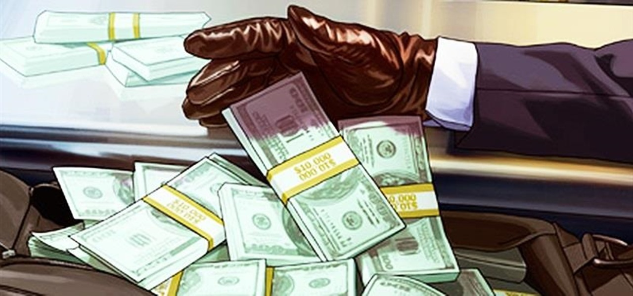 Cash In on the Free $500K Rockstar Is Offering for the Glitchy GTA 5 Online