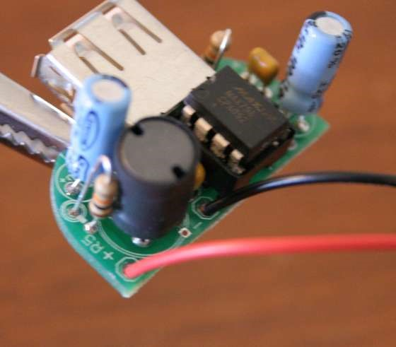 How to Make a DIY Battery-Powered USB Charger