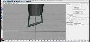Model a 3D foot using Maya