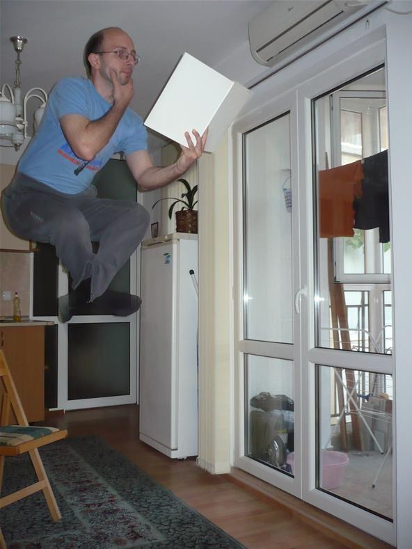 Levitation Challenge: Sunday Morning