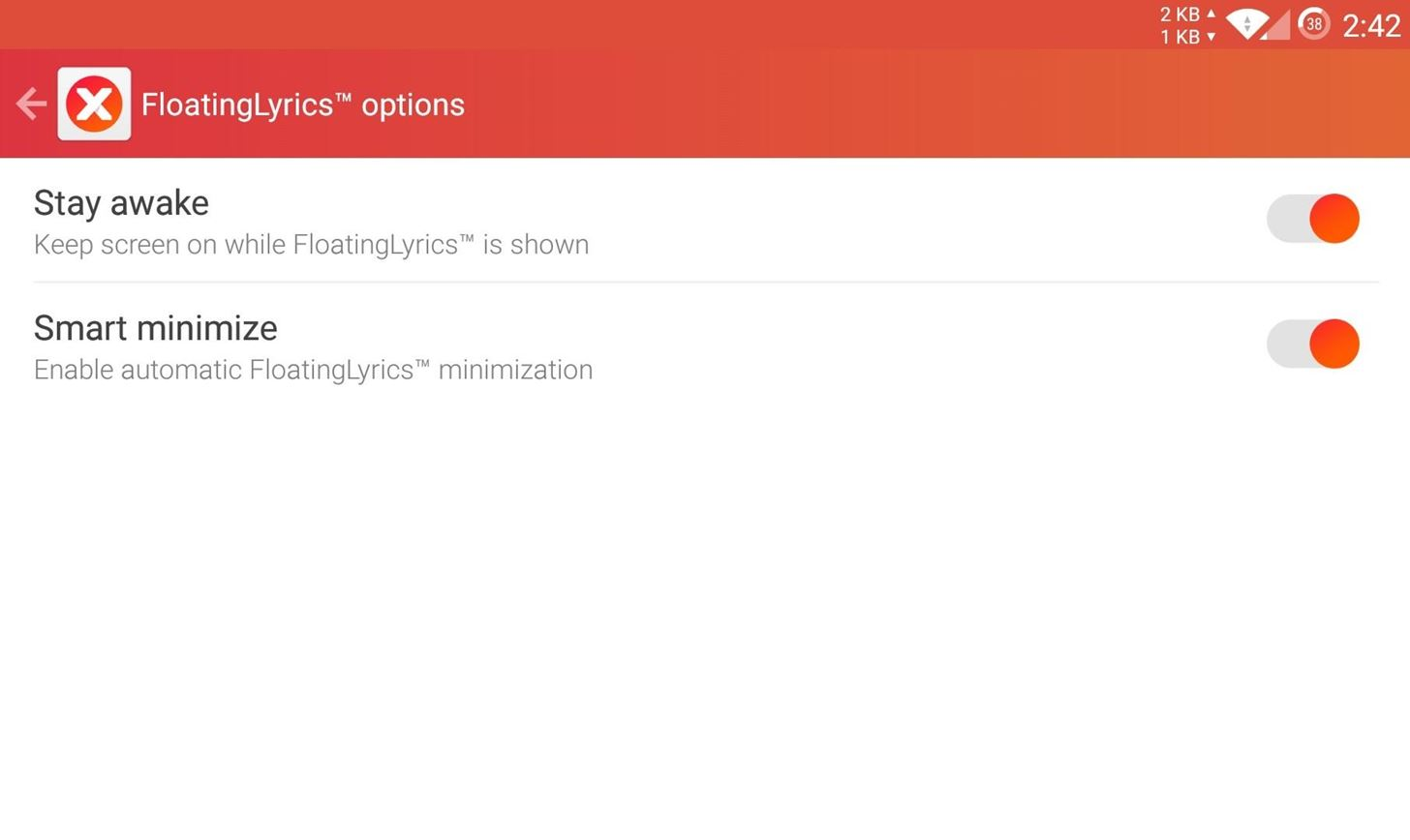 How to Get Karaoke-Style Floating Lyrics for Any Song on Your HTC One
