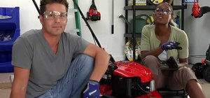 Winterize your lawn mower with basic fall maintenance and repairs from Lowe's