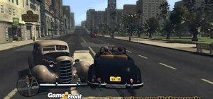 Solve the Hotel Bandits Street Crime mission in L.A. Noire in PS3 or Xbox 360