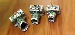 Fold an Origami Camera Using Nothing But a Dollar Bill
