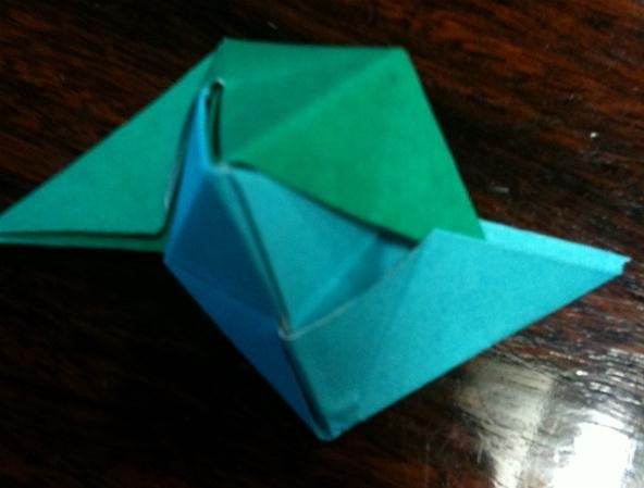 How to Fold a Pentakis Dodecahedron