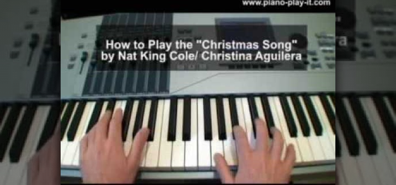 How to create the best Christmas song never written