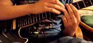 """Play the solo from Black Sabbath's """"Paranoid"""""""