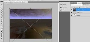 Create a background in Adobe Photoshop for use in Flash Builder