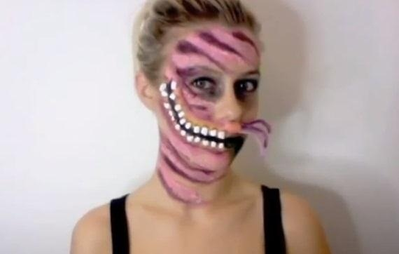 10 Totally F'd Up Halloween Makeup Looks to Terrify Trick-or-Treaters With