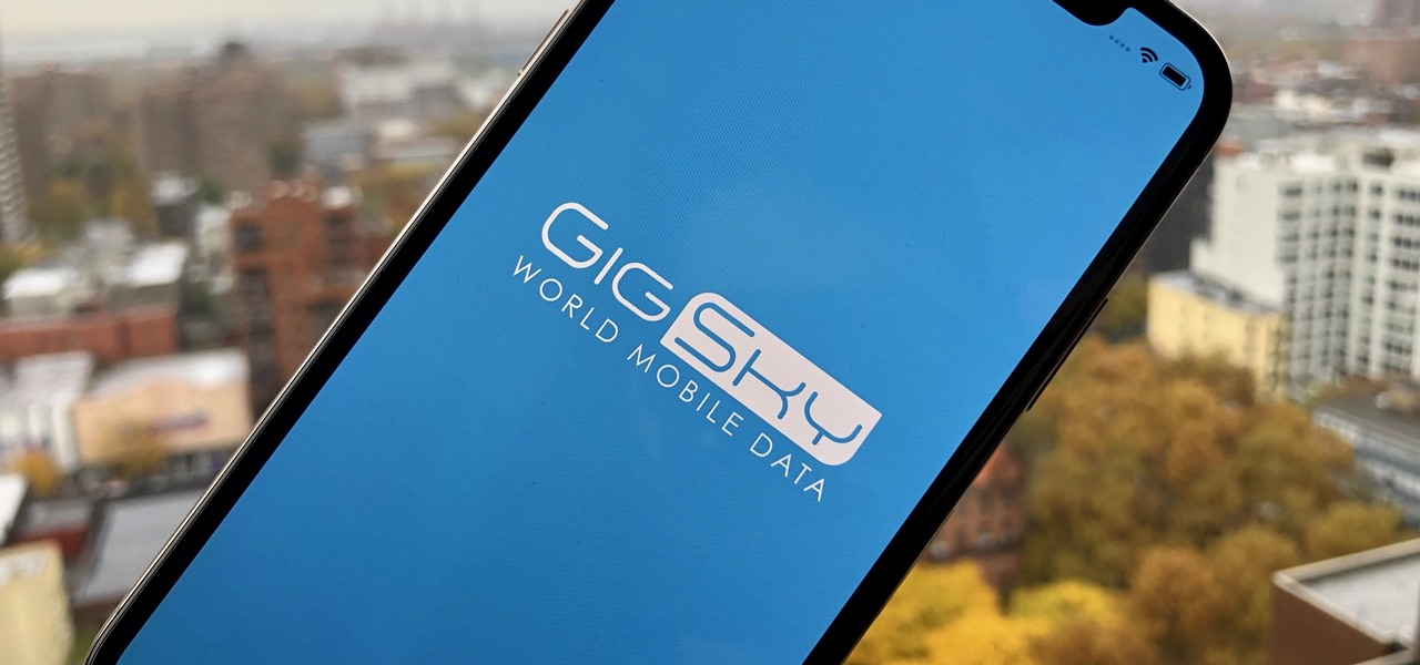 GigSky Supports eSIM on Your iPhone for Easy Cellular Data