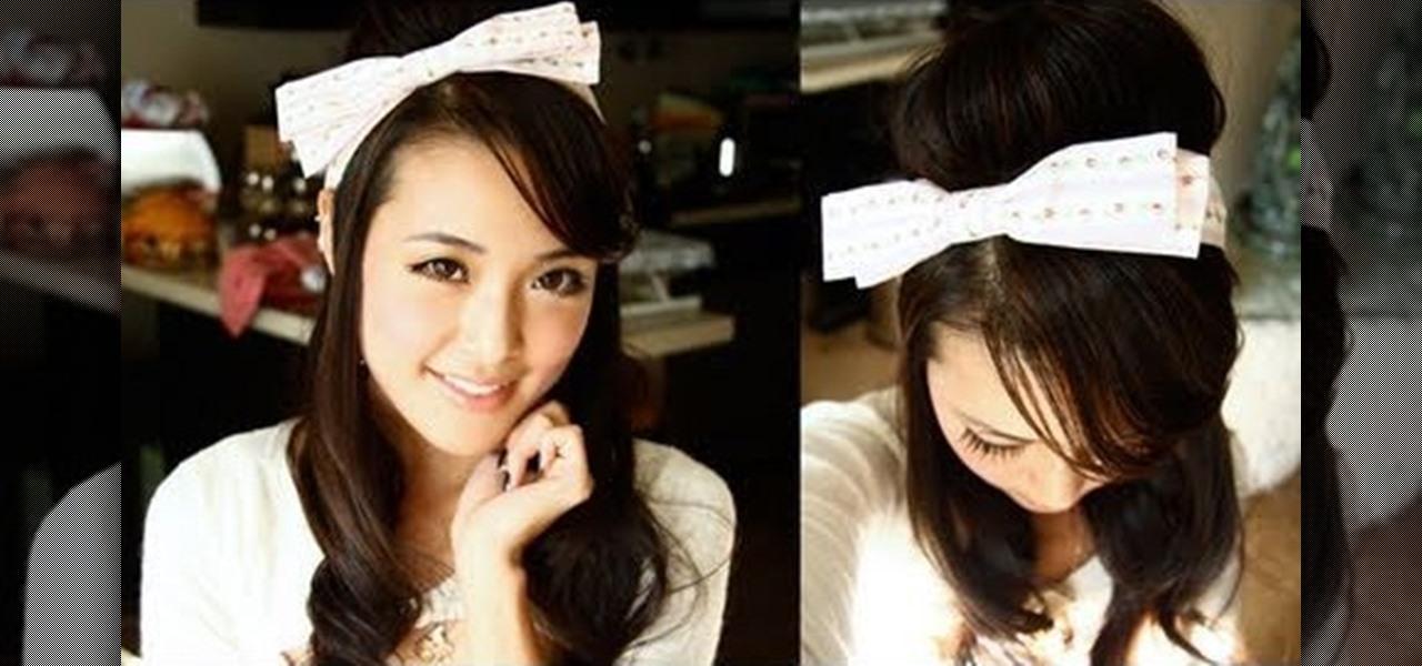 How To Create A Japanese Gyaru Hair Look Hairstyling Wonderhowto