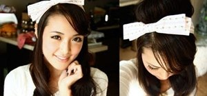 Create a Japanese Gyaru hair look