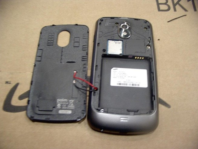 How to add inductive charging capabilities to a samsung galaxy nexus