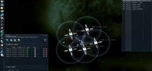 Scan down cosmic signatures when exploring in EVE Online