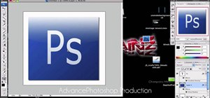 Make the Photoshop CS3 icon in Photoshop