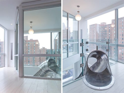 How to Combine Two NYC Penthouses into One