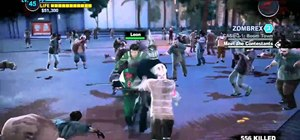 """Defeat Leon Bell in the """"Meet the Contestants"""" battle on Dead Rising 2"""