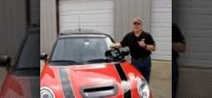 Install a sprintboost on a 2008 MINI Cooper S